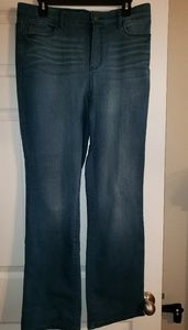 "Nwot Gloria Vanderbilt ""Slim Effects' size 12"